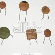 Конденсаторы керамические фото