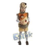 Прокат карнавального костюма Ежик фото