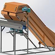 Дозатор весовой для дальнейшей фасовки картофеля в сетку-рукав, сетку на завязках ВД-2 фото
