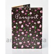 Обложка 062 для паспорта фото