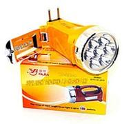 Аккумуляторный фонарик YJ-2804 фото