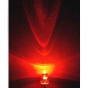 Светодиоды 5 мм красные 2000-3000 мкд фото