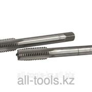 Комплект метчиков Зубр Мастер ручных для нарезания метрической резьбы, М16 x 1,5, 2шт Код: 4-28006-16-1.5-H2 фото