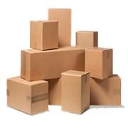 Коробки из картона фото