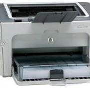 Принтер лазерный HP LaserJet P1505 фото