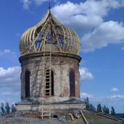 Купол для храма 0008 фото