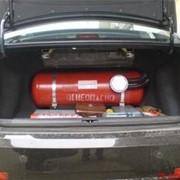 Газобаллонное оборудование. фото
