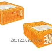 Ящик для перевозки живой птицы фото