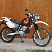 Мотоцикл кроссовый Honda XR Baja фото