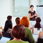 Обучающие семинары и тренинги фото