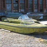 Лодка для лиманов, морей Лиман Плюс 480 фото