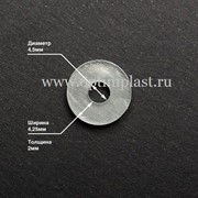 Протекторное кольцо 4,5 мм фото