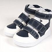 Ботинки детские ортопедические Ortuzzi DR J003-2 фото