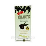 Оливковое масло Extra virgin olive oil Atlantis фото