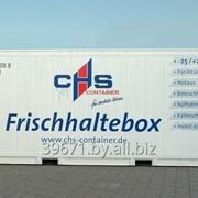 Рефрижераторный контейнер: аренда фото