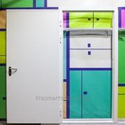 Рентгенозащитные двери фото