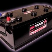 Батареи аккумуляторные свинцовые стартерные 6CT - 132 AL3 фото