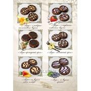 Печенье с кремами фото