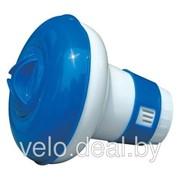 Плавающий раскладной поплавок-дозатор для бассейна BestWay 58210 12,7 см. фото