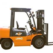 Автопогрузчик дизельный вилочный JAC CPCD35 фото