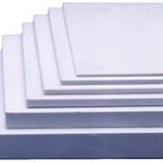 Пластина фторопластовая 15х1000х1000 мм фото