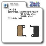 Колодка дисковая Zeit DK-24 фото