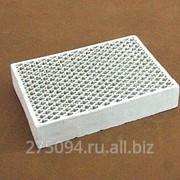 Плитка панели рассекатели керамические инфракрасного излучения ЭИП 65Х45 ГАЗовым горелки А2ШБГ фото