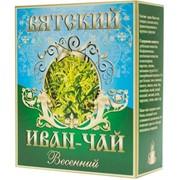Весенний, Вятский иван-чай (круп.гранулы), 100 гр. фото