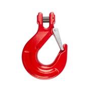 Крюк с вилочным креплением и защелкой TOR г/п 15,0 тн фото