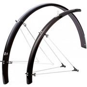 """Набор крыльев для велосипеда SKS Bluemels 45mm, 28"""" фото"""