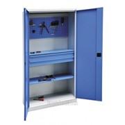 Шкаф металлический инструментальный фото