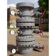 Оборудование обвязки обсадных колонн ОКК2-35 фото