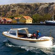 Лодка прогулочная Allure 21 фото