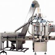 Укупорочный автоматический аппарат «Модель EURO VP-PP». фото