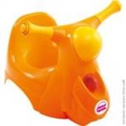 Дитячий горщик Scooter із звуковою фарою, колір помаранчевий, артикул 38224530 фото
