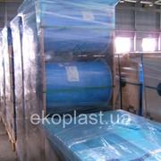 ПЭТ пленка термостойкая, прозрачная двусторонне-ориентированная (600 мм) фото