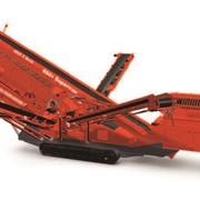 Передвижной наклонный грохот на гусеничном ходу Terex Finlay 694+ фото