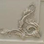 Декорирование интерьеров лепниной фото
