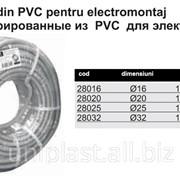 Трубы пластиковые для электромонтажа фото