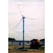 Ветроэлектрическая установка (ВЭУ-10) фото