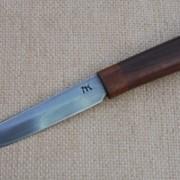 Нож из дамасской стали №102 фото