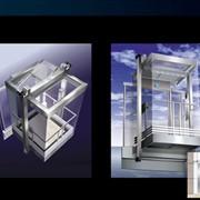 Лифт Максимальное остекление (Cubby) фото