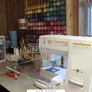Машинка швейная фото