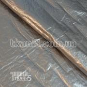 Ткань Лакированный кожзам тонкий ( серебро ) 2685 фото