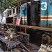 Ремонт дизель-электрических установок и дизельных двигателей фото