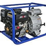 Мотопомпа SENCI SCWT80 (750 л/мин) фото