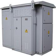 Подстанции трансформаторные комплектные КТП 1-25...400/10/0,4 У1 фото