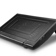 WindWheel FS DEEPCOOL охлаждающая подставка для ноутбука, Чёрный фото