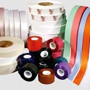 Цветные Текстильные Этикетки фото