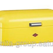 Wesco Хлебница для дома Grandy, желтая 235201-19 фото